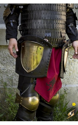 Ratio Thigh Guard 80093100 Iron Fortress