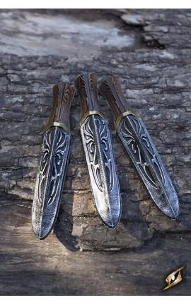 Nóż Assassin Unity 3 szt.