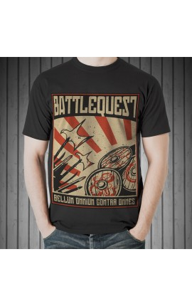 Battle Quest 2017 T-shirt