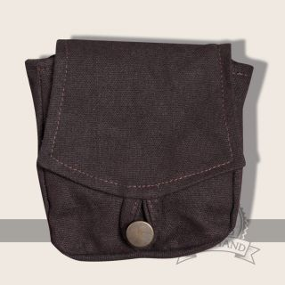Arum belt pocket - brown