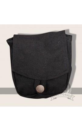 Arum belt pocket black