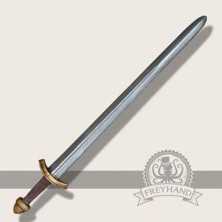 Foam weapon Torge longsword gold