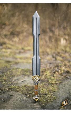 Dwarf Double Edge - 85 cm