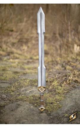 Dwarf Double Edge - 105 cm