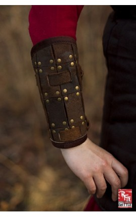 RFB Fighter Bracers - Brown - S 10044345 Iron Fortress