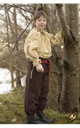 Pants Proudfoot - Dark Brown - 6-8 33110115 Iron Fortress