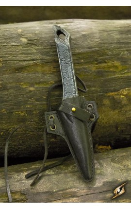 Cutthroat Knife Holder - Epic Black Iron Fortress