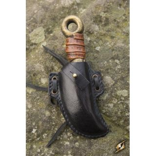 Skinner Knife Holder - Epic Black Iron Fortress