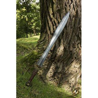 Celtic Leaf Sword - 85cm
