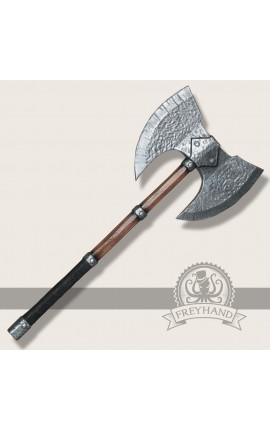 Wulfgar double axe, two hands Freyhand