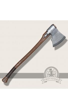 Gerd axe, long Freyhand