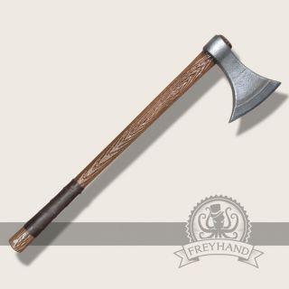 Olaf axe short 65cm Freyhand