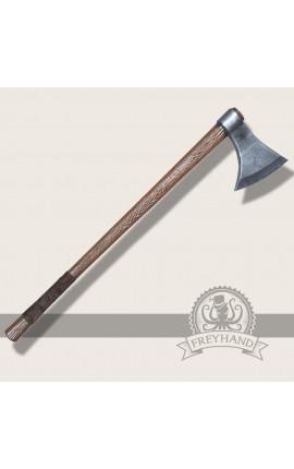 Olaf axe long 85cm Freyhand
