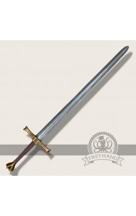 Gerome bastard sword gold Freyhand