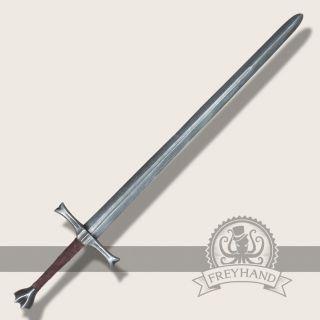 Gerome bastard sword silver Freyhand