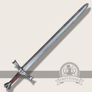 Gerome longsword silver Freyhand