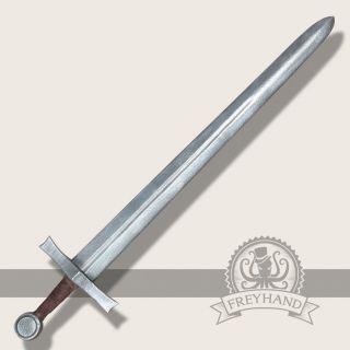 Hagen longsword silver Freyhand