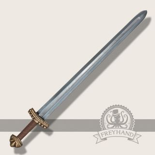 Sven longsword, gold Freyhand