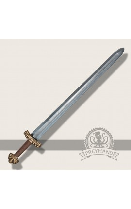Miecz Długi Sven (złoty) - 95 cm