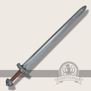 Sven longsword, silver Freyhand