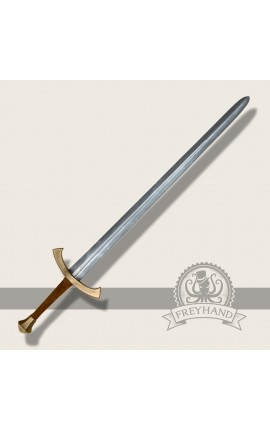 William bastard sword gold Freyhand