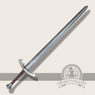 William bastard sword silver Freyhand