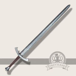 William bastard sword silver Freyhand