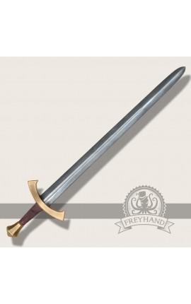 Miecz Długi William (złoty) - 98 cm