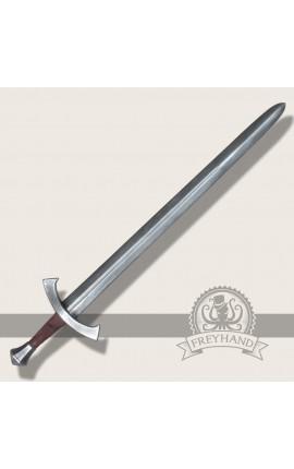 Miecz Długi William (srebrny) - 98 cm