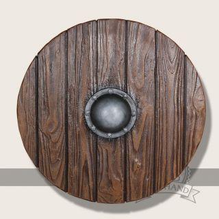 Leif round shield large Freyhand