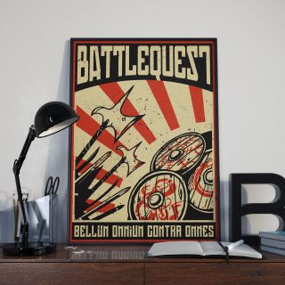 Battle Quest plakat