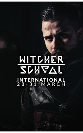 Witcher School 28-31.03.2019 ENG