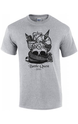 Battle Quest 2018 T-shirt