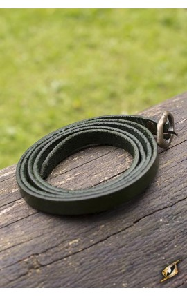 Pas Godfrey - driadzia zieleń - 170cm