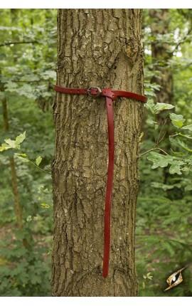 Pas Godfrey - czerwony - 130cm