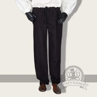 Lamium trousers - black
