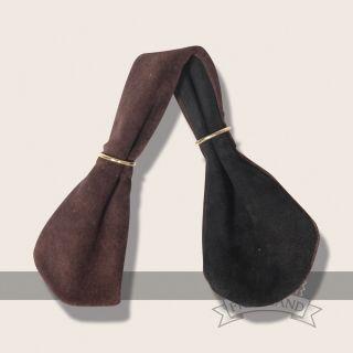Coin purse, black-brown