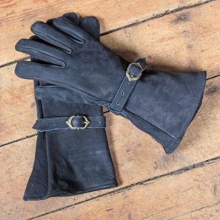 Ulex leather gloves
