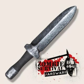 Zombie throwing knife