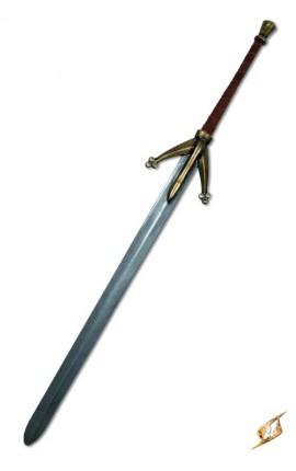 Szkocki miecz obosieczny - 140 cm