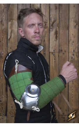 Splint Bracers - Green