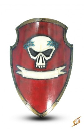 Imperial Shield - Red