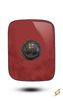 Gladiator Shield Red