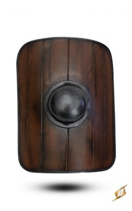 Gladiator Shield Wood