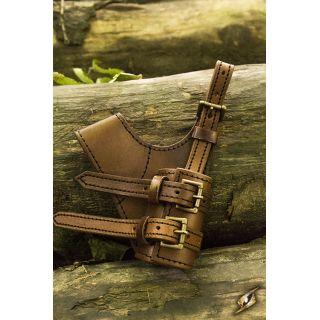 Adventurer Swordholder - Left - Brown