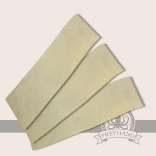 Kevlar reinforcement strips