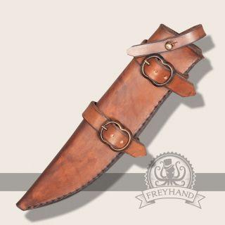 Aronia knife sheath