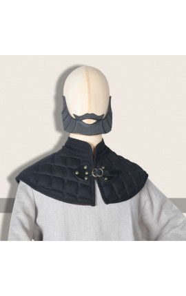 Padded collar Donnergrund