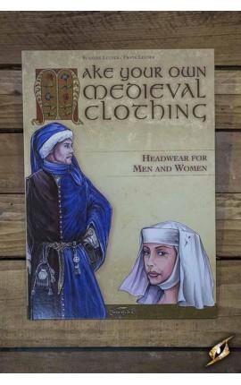 Odzież Średniowieczna - Nakrycia głowy