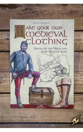Medieval Clothing - Shoes of the High